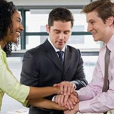 Managing relationships effectively is the key to professional and personal success.